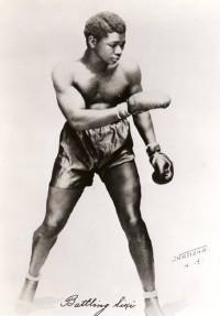 Battling Siki boxer
