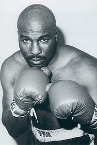 Earnie Shavers boxer