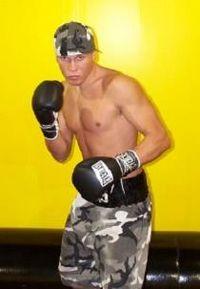 Jason Davis boxer