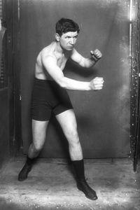 Pat O'Keeffe boxer
