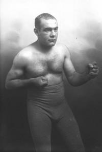 Albert Lurie boxer