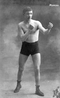 Marcel Moreau boxer
