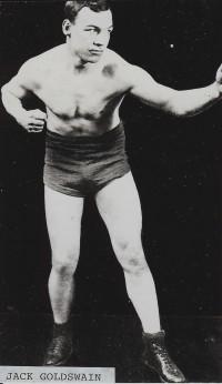 Jack Goldswain boxer