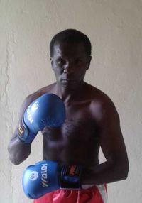 Meshack Kondwani boxer