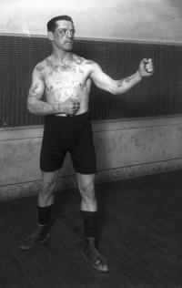 Jack Meekins boxer