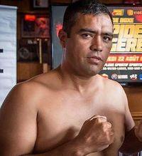 Daniel Cota boxer