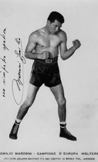 Emilio Marconi boxer