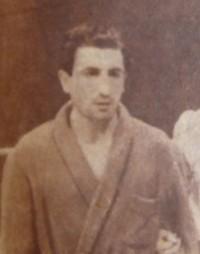 Luis de Santiago boxer