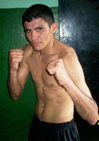 Carlos Winston Velasquez boxer