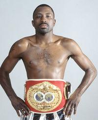 Mark Johnson boxer