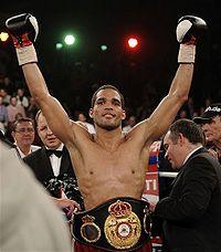 Yoan Pablo Hernandez boxer