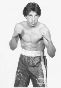 Jimmy Corkum boxer