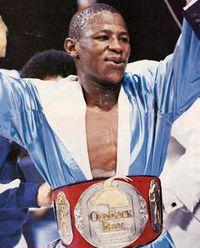 Aladin Stevens boxer