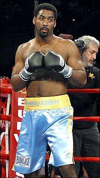 Calvin Brock boxer
