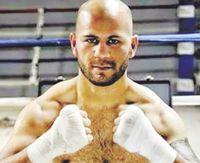 Julio Cesar Garcia boxer