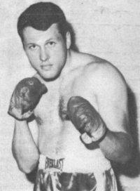 Bob Benoit boxer