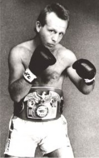 Barry Michael boxer
