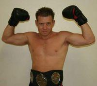 Wesley McDade boxer