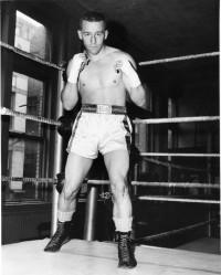 Larry Carney boxer