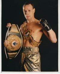 Richie Wenton boxer