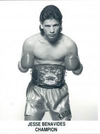 Jesse Benavides boxer