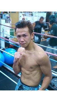 Junichi Ebisuoka boxer