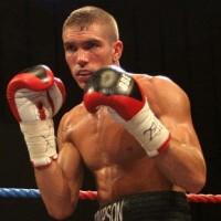 Mark Thompson boxer