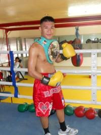 Edrin Dapudong boxer
