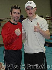 Alex Arthur boxer