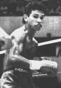 Antonio Esparragoza boxer