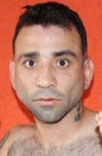 Diego Diaz Gallardo boxer
