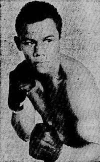 Francisco Coronado boxer