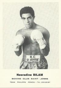 Nasredin Bilam boxer
