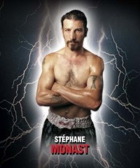 Stephane Monast boxer