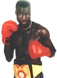 Franco Wanyama boxer