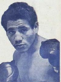 Hector Diaz boxer