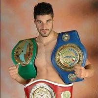 Francesco Versaci boxer