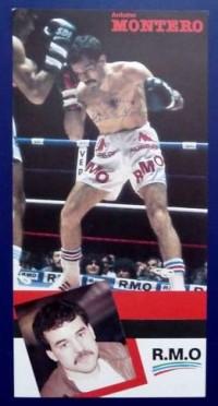 Antoine Montero boxer