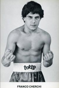 Franco Cherchi boxer