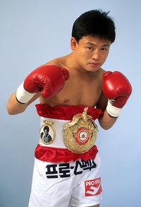 Myung Woo Yuh boxer