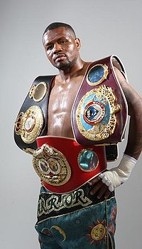 Nate Campbell boxer