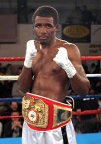 Demetrius Hopkins boxer