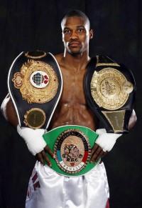 Mike Jones boxer