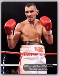 Frank Haroche boxer