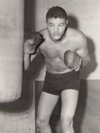 Willie Vaughn boxer