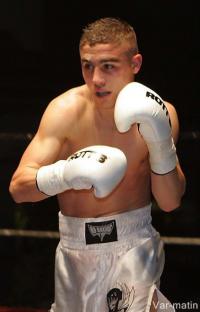Jeremy Parodi boxer