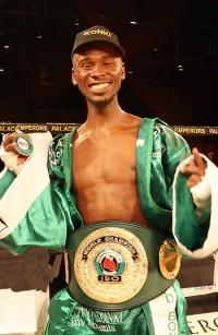 Zolani Marali boxer