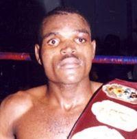 Vincent Vuma boxer