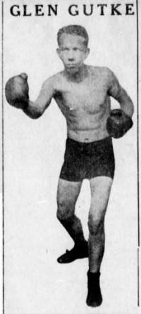 Glen Gutke boxer