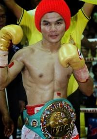 Pongsaklek Wonjongkam boxer